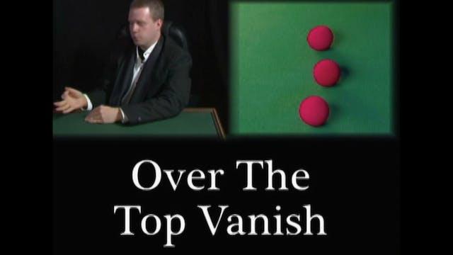 Over the Top Vanish