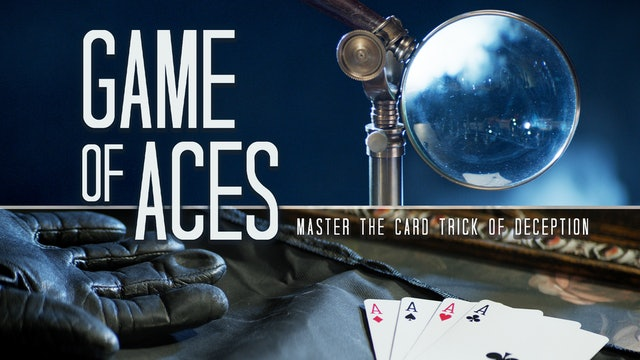 Learn the Game of Aces on MasterMagicTricks.com