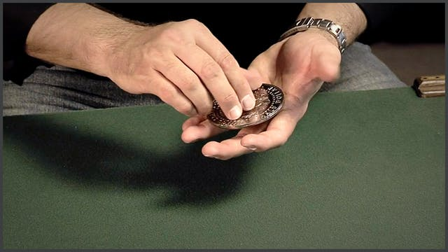 Jumbo Coin Production