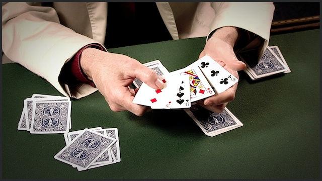 Lorayne Poker Deal