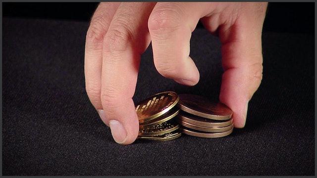 Shuffling Coins