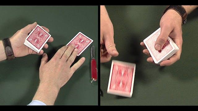 Al Koran's Encore Card Stab