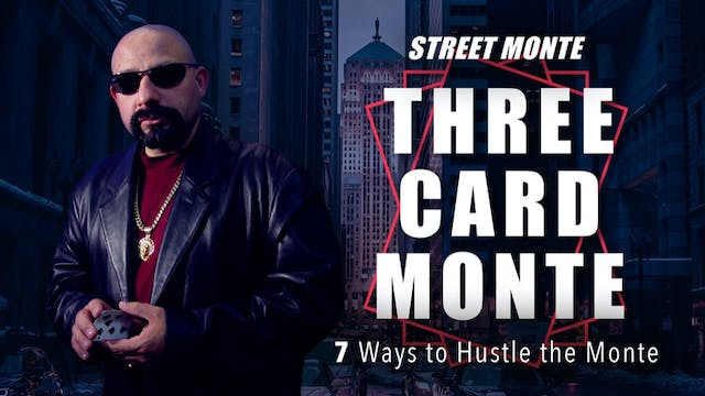 The Ultimate Three Card Monte Full Volume - Download