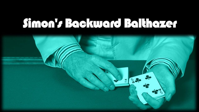 Simon's Backward Balthazer