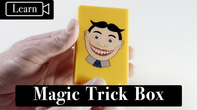 Magic Trick Box