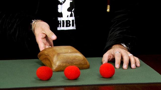 Benson Bowl Routine Explanation