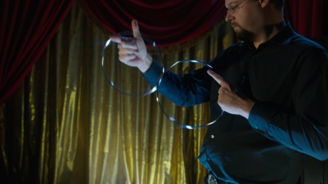 Finger Spin Link