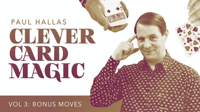 Clever Card Magic: Bonus