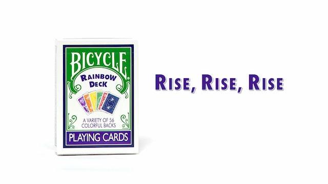 Rise, Rise, Rise