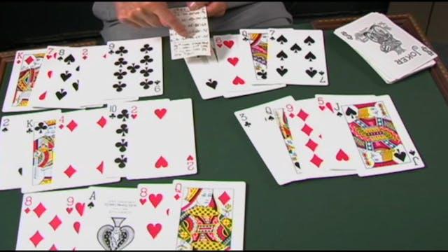 Obie's ESP Cards