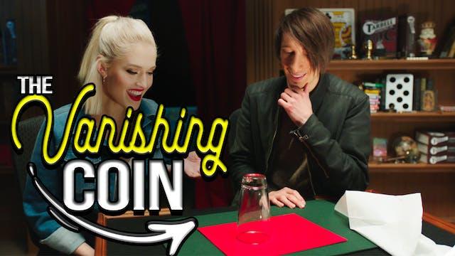 Vanishing Coin - Performance
