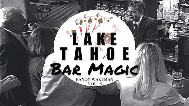 Tahoe Bar Magic - Volume 2