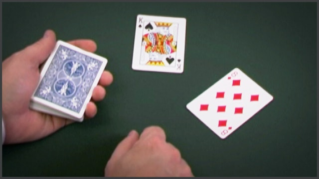 Two Card Challenge