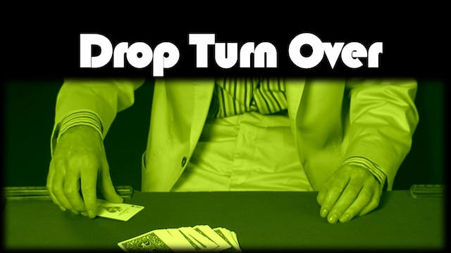 Drop Turn Over