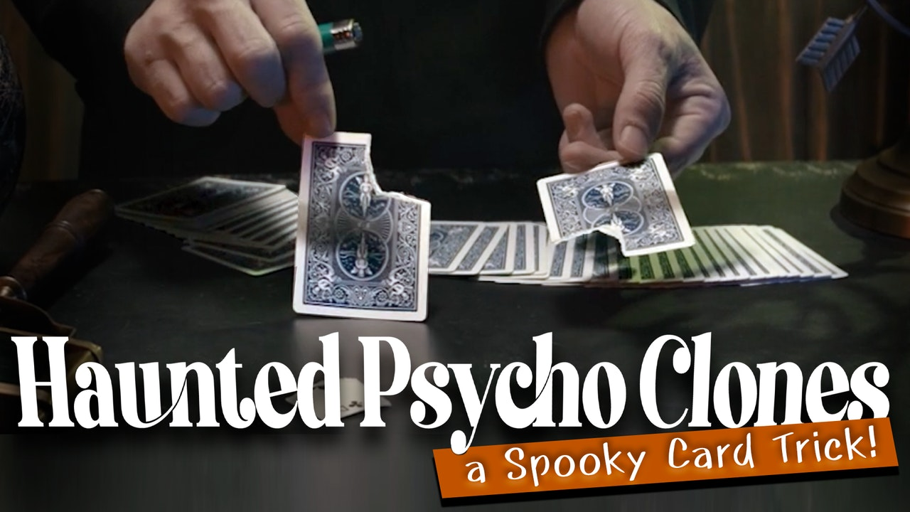 Haunted Psycho Clones
