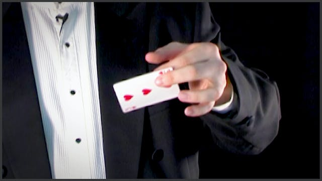 Card Transposition