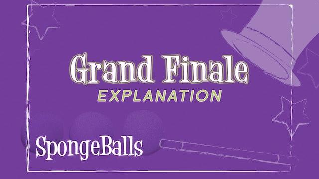 Grand Finale - Explanation