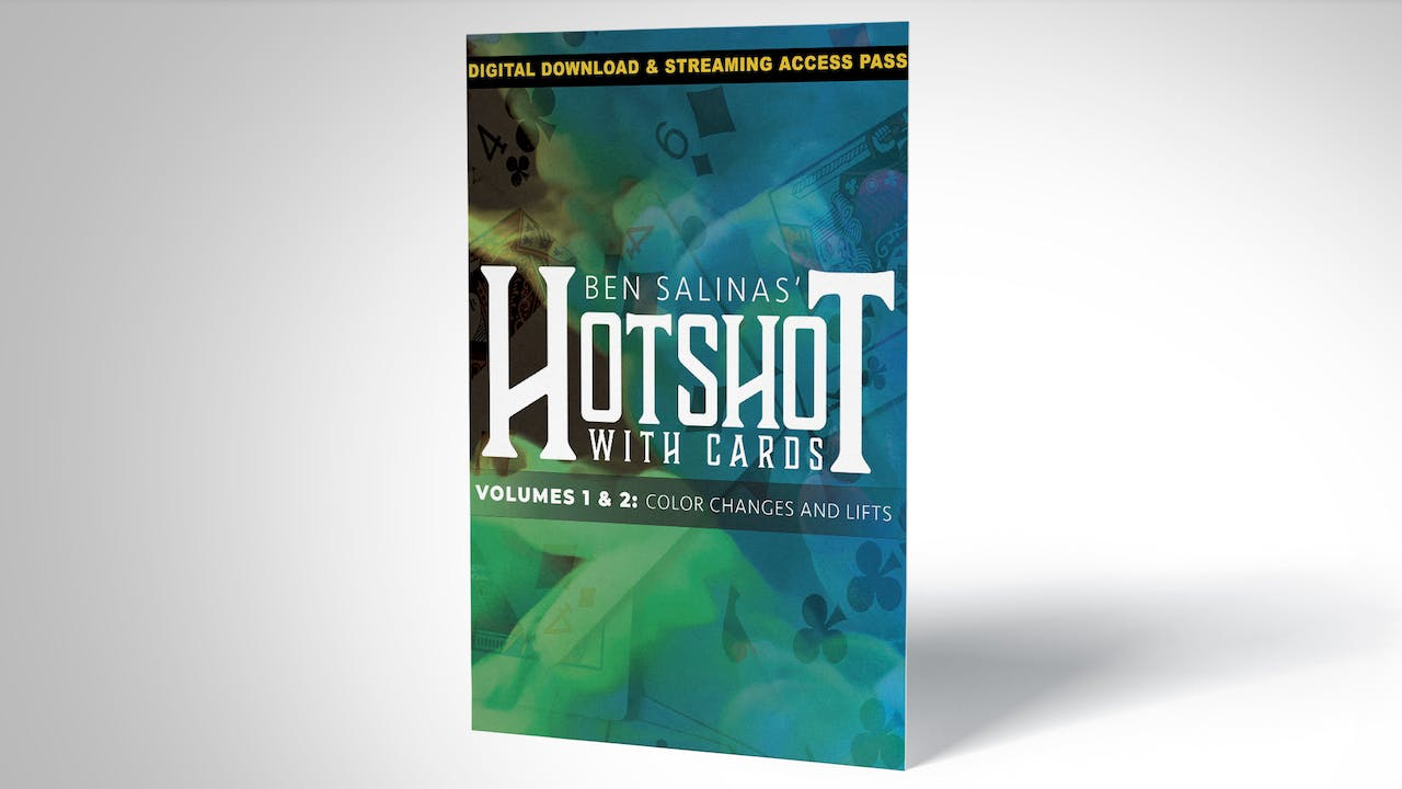 Hotshot with Cards: Volumes 1 & 2