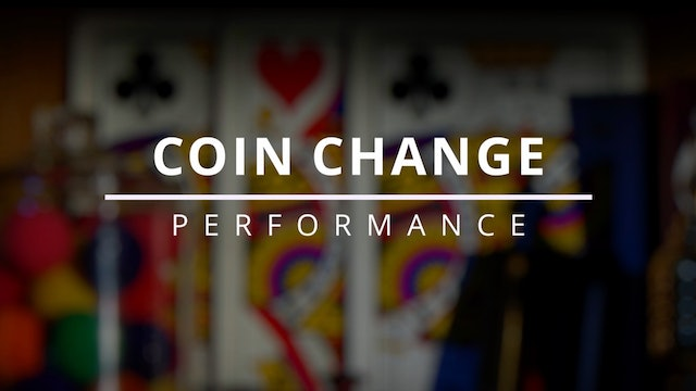 Coin Change - Performance