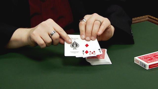 Advanced 2 Card Monte
