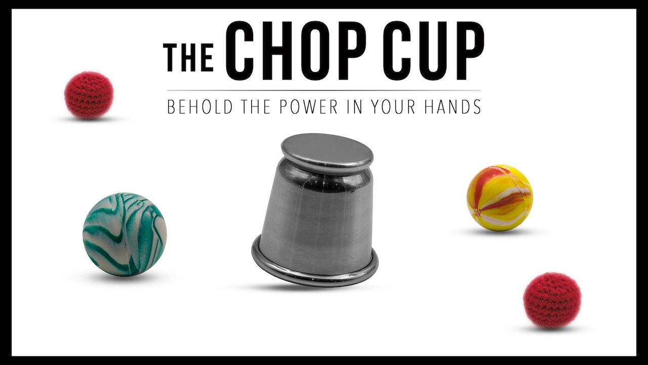 Learn Chop Cup on MasterMagicTricks.com