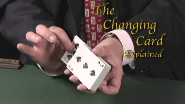 The Changing Card