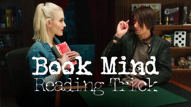 Book Mind Reading - Performance