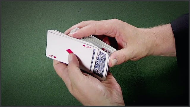 Four Card Stock