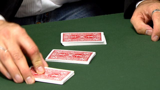 Triple Table Cut