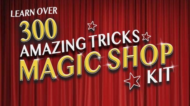 Magic Shop Kit