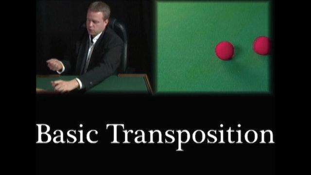 Basic Transposition