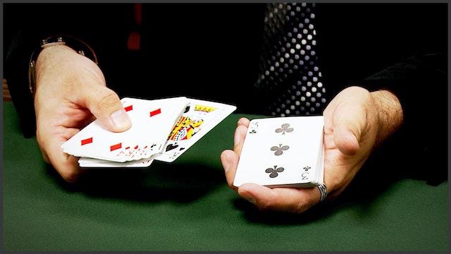 Short Card Riffle Force