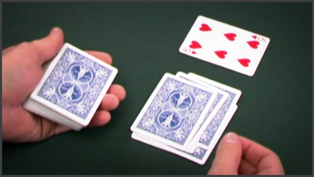 Invisible Cards