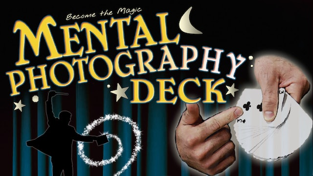 Learn Mental Photography Deck