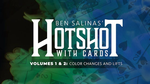 Hotshot with Cards - Instant Download