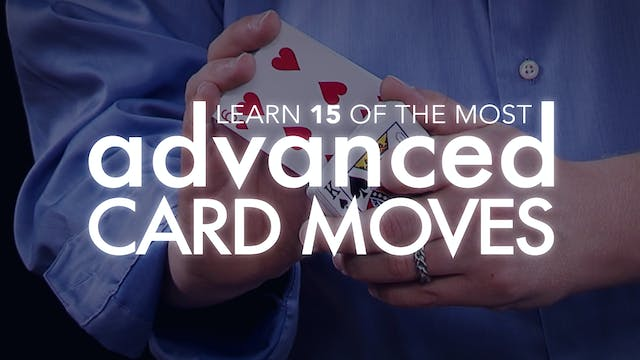 Advanced Card Moves Instant Download