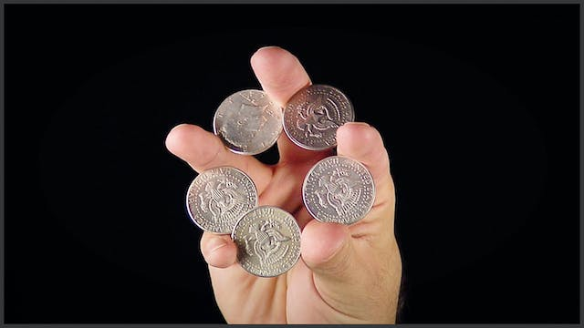 5 Coin Roll Down Version 1
