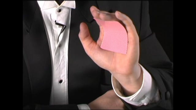 Palming a Card