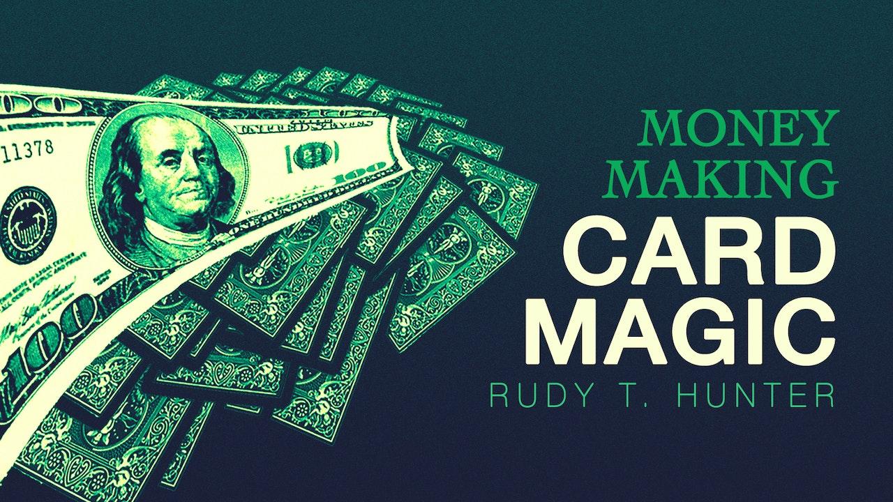 Money Making Card Magic