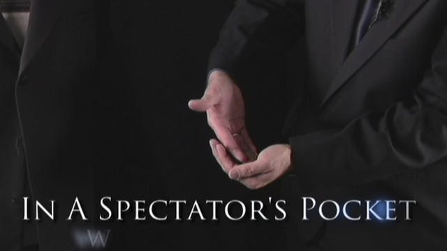 In a Spectator's Pocket Wallace Lee Method
