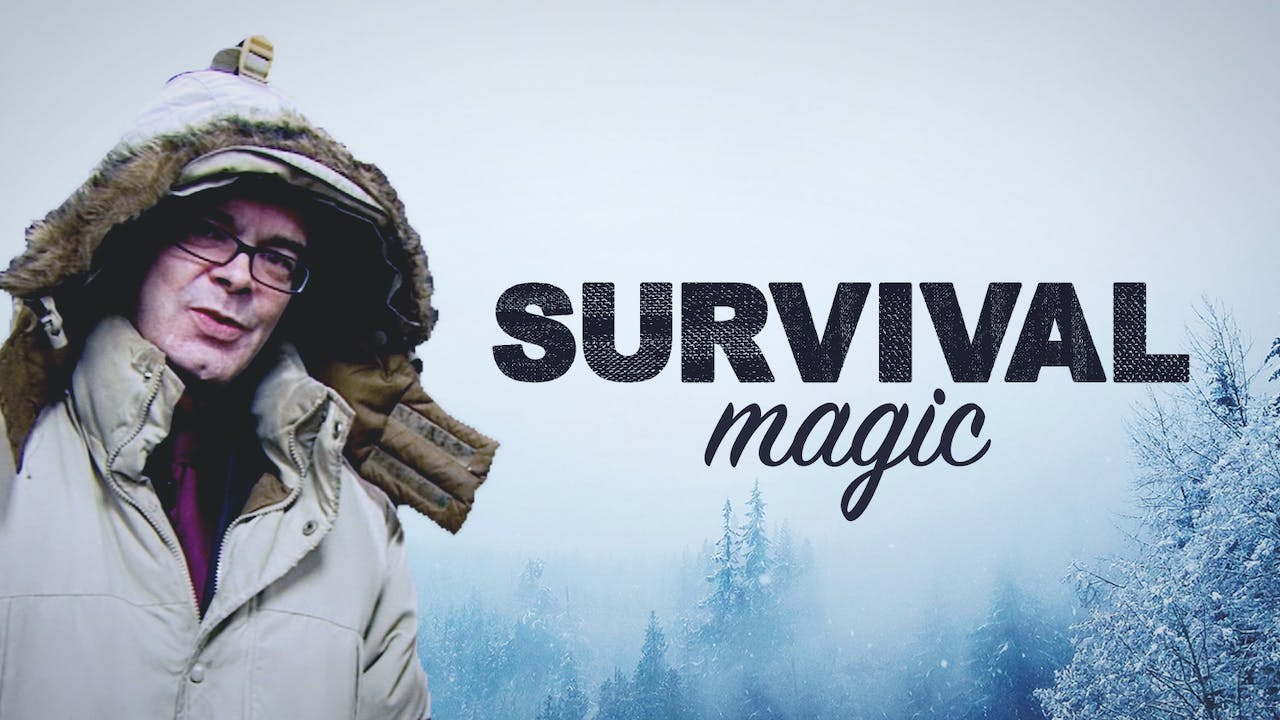 Survival Magic with Simon Lovell