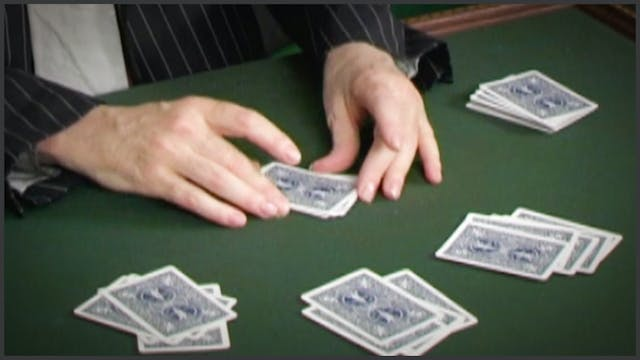 Stacking Cards