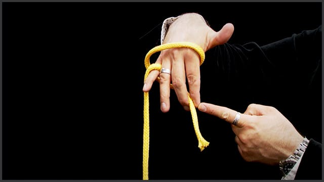 One-Handed Knot