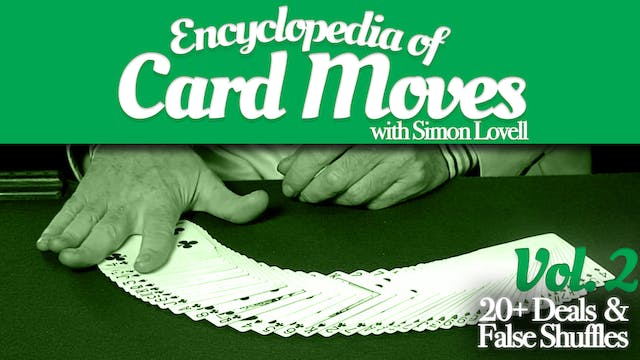 Encyclopedia of Card Moves Volume 2 Full Volume - Download