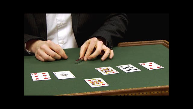 Six Card Trick