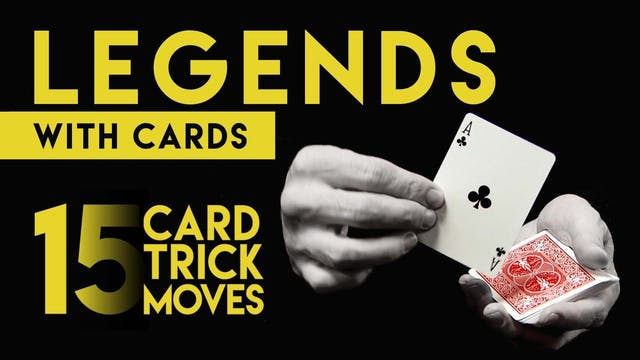 Legends with Cards Full Volume - Down...