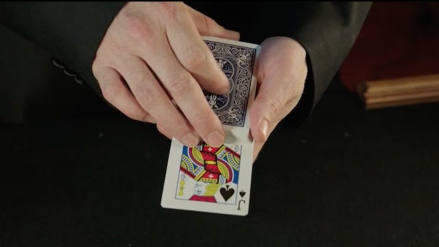 Top Secret Card Magic Demo