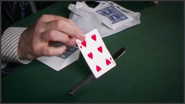Stab a Card
