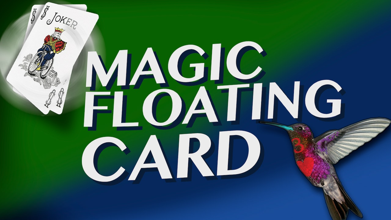 Learn Hummingbird Card - Complete Collection on MasterMagicTricks.com