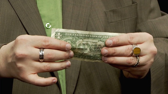 Fake Money Rip & Restore